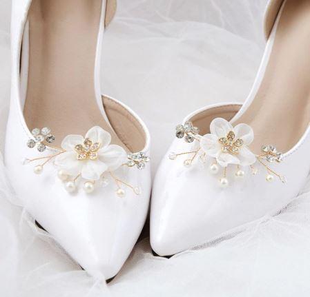 Klipy na svadobné topánky - Obrázok č. 1