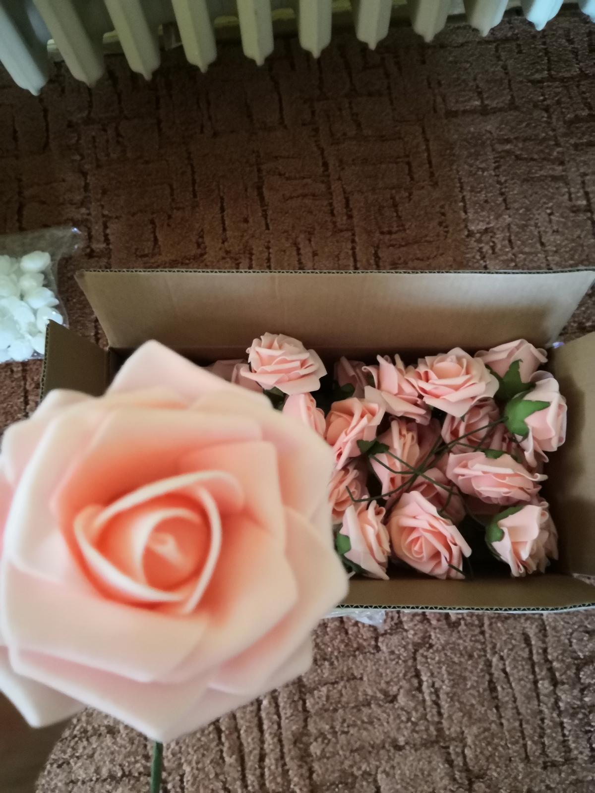 Kvet ružový (ruža) - Obrázok č. 3