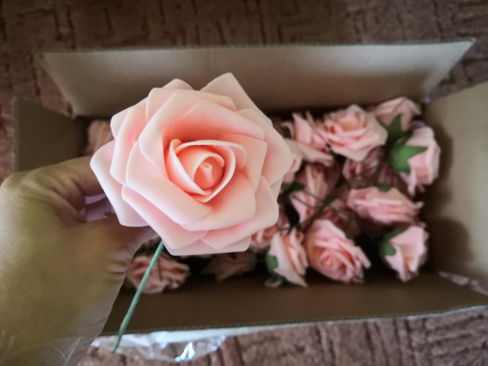 Kvet ružový (ruža) - Obrázok č. 4
