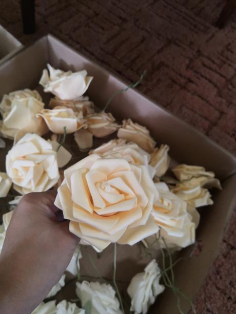 Kvet ivory (ruža) - Obrázok č. 1