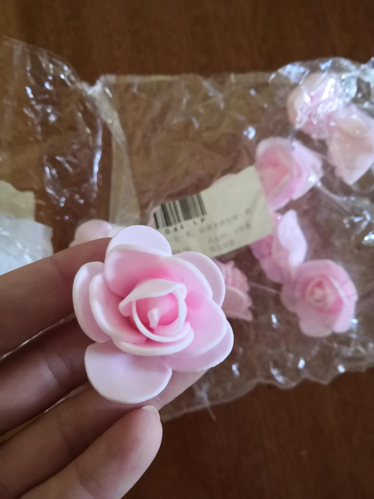 Kvet ružový (ružička) - Obrázok č. 1