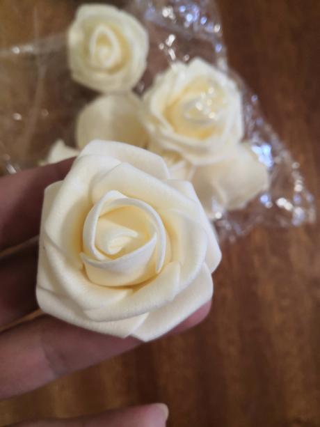 Kvet ivory (ružička) - Obrázok č. 1