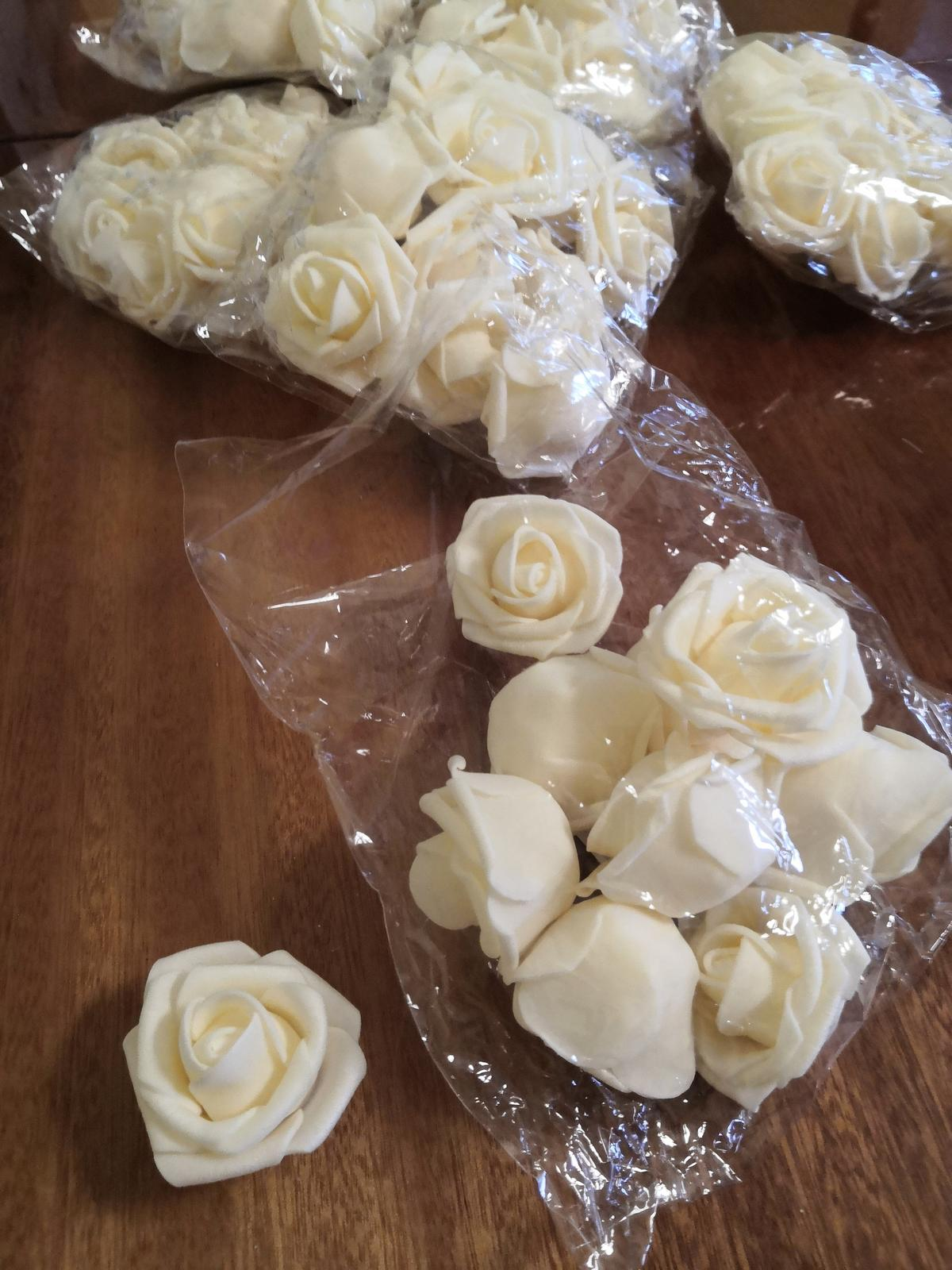 Kvet ivory (ružička) - Obrázok č. 2