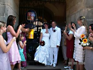 Svatební bubifuky můžu jen a jen doporučit :-)