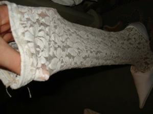 aj svadobne kozacky som si kupila :-)))