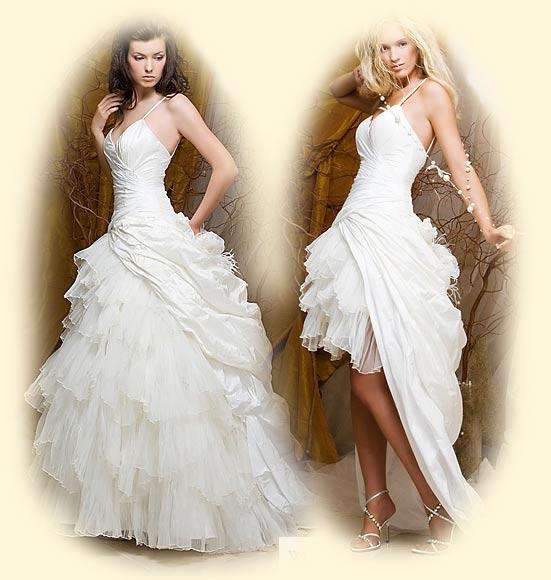 Sexi originalna svadba - aj tieto su 2v1 odopinatelne v predu