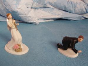 figurky na dortík