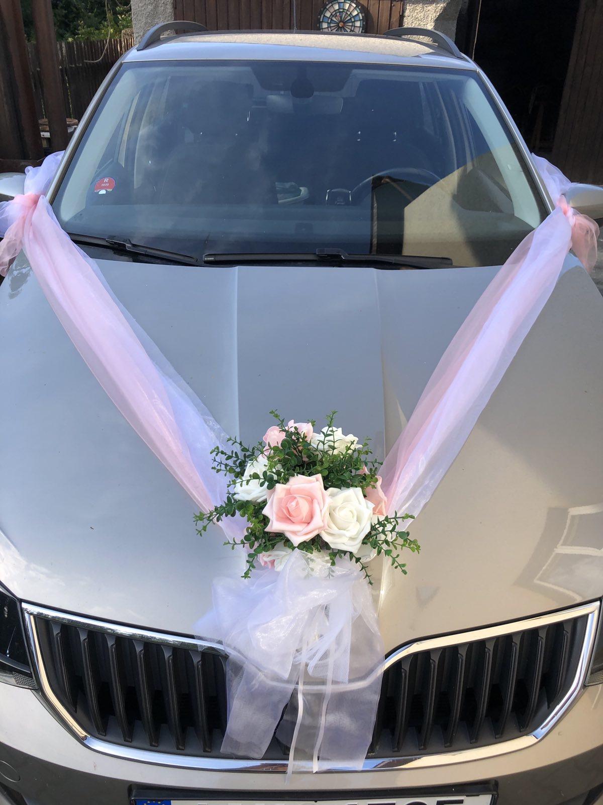 Nevěta, ženich + 7 aut svatebčanů - Obrázek č. 3
