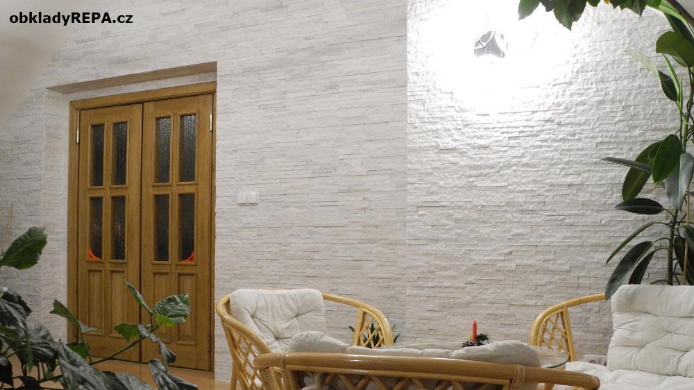 obkladyrepa - Obklad přírodním kamenem v interiéru