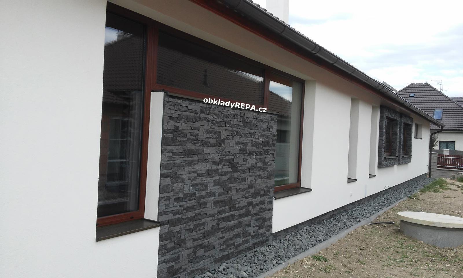 obkladyrepa - Imitace kamene jsou nedílnou součástí moderních domů.