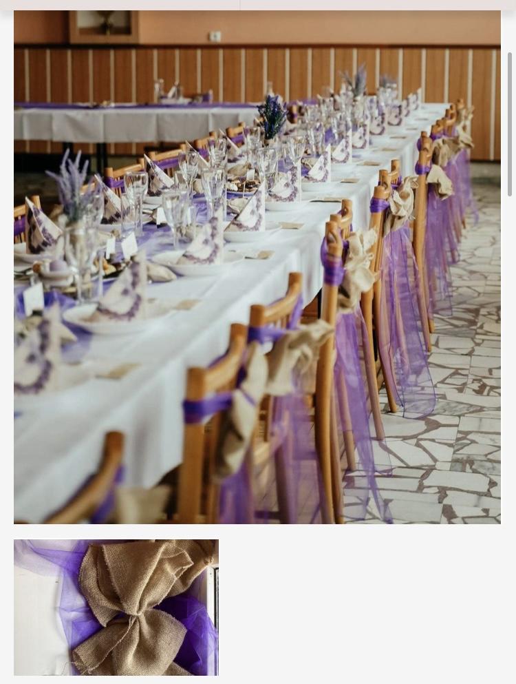 Sada- levandulovo- jutová svatba - Obrázek č. 1