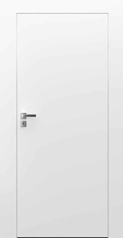 Pod Horou... - Dneska jsme asi vybrali dveře - bezfalcové Porta Vector T. Nemáte někdo zkušenost?