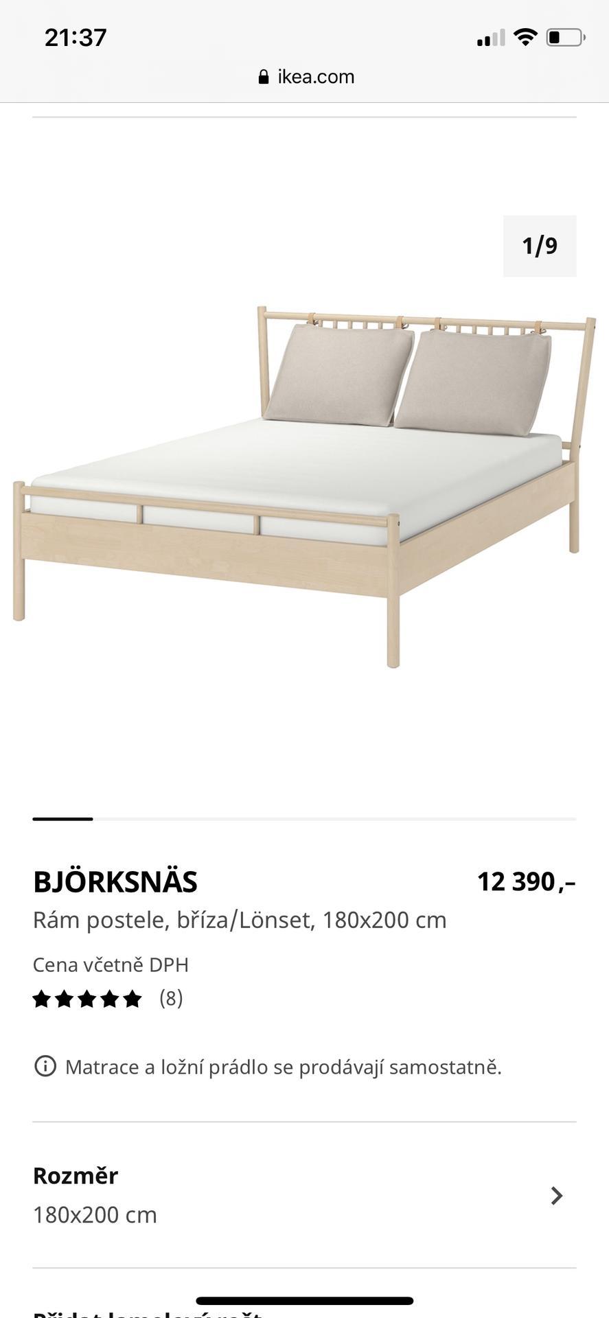 Pod Horou... - Přichází na řadu vybírání a vyměřování všeho… tato Ikea, je asi favorit… nemáte někdo?