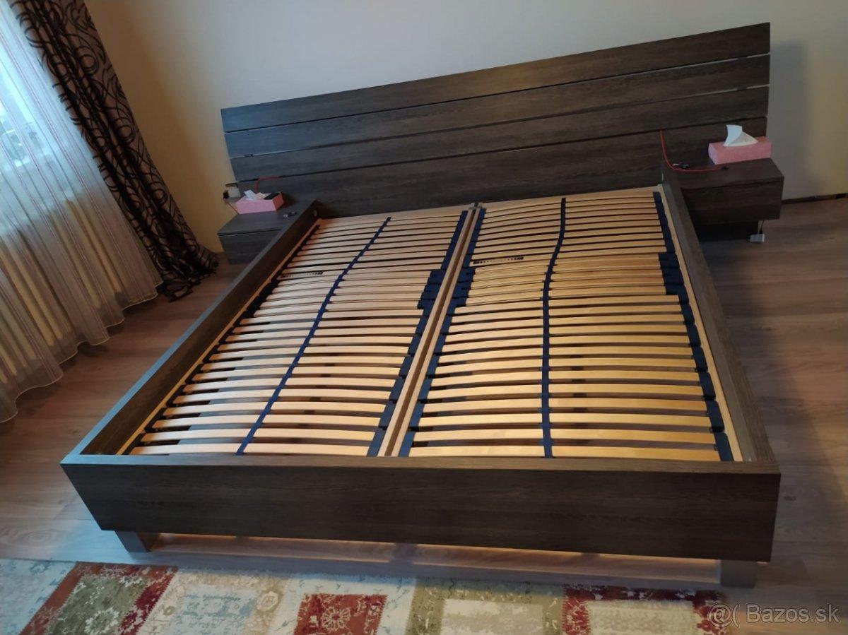 Wood service postel 180x200 - Obrázok č. 1