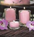 představa svícnů na stůl