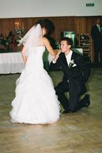 prvý spoločný tanček :-)