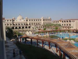 Svadobná cesta - Egypt