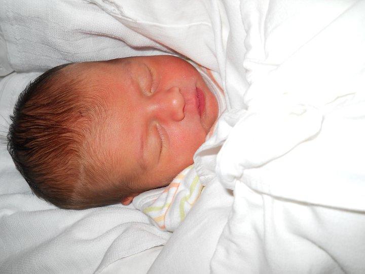 Lucia Hrabovská{{_AND_}}Marian Urban - 12.10.2010 sa nám narodila naša princeznička Sofia