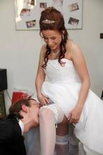 Trénink na svatební noc, no, nebo spíš ráno!