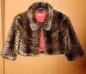 kožešinkový kabátek 36- Tally Weijl, 36