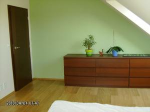 Třikrát naše ložnice