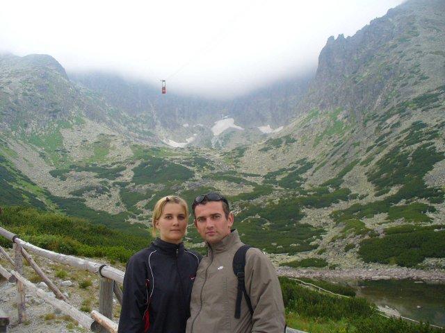 Ivetka a Romanko 04.09.2010 - snúbencami od 01.08.2009