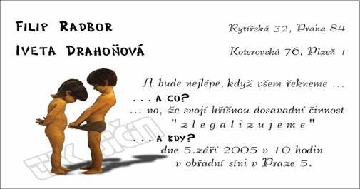 Ivetka a Romanko 04.09.2010 - tak takéto niečo sa pre nás vyrába