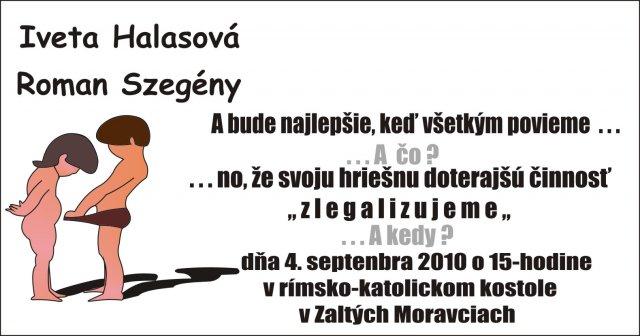 Ivetka a Romanko 04.09.2010 - a takto to vyzerá,