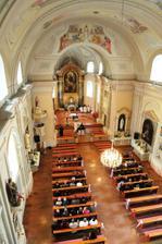 Kostol v Zlatych Moravciach kde si povieme  ANO  :-)