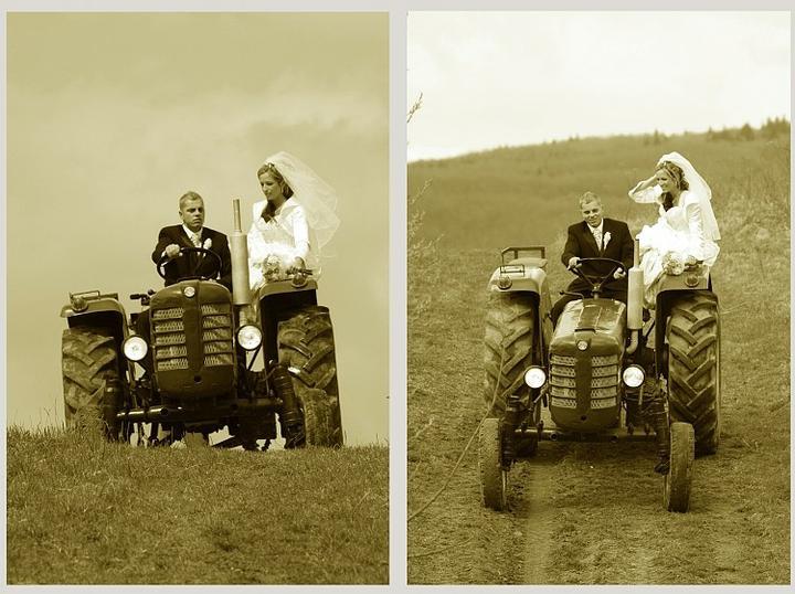 Zuzana{{_AND_}}Marko - traktor