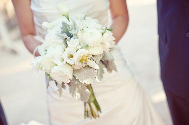 Svadba je v septembri - kytička