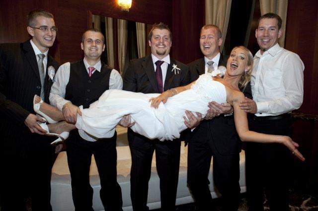 Ivka{{_AND_}}Michal - Družbovia a kamaráti a vľavo braček :)
