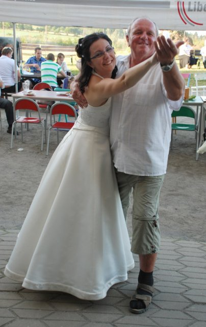 Linda{{_AND_}}Petr - tanec s tchánem