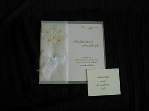 oznámení + pozvánka na hostinu