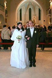 Janka Sklenčárová{{_AND_}}Andrej Hric - už sme manželia
