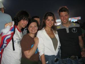 Malá vzpomínka na mistrovství, Radek,já, moje svědkyně Jana její přítel Oliver. Všichni žijeme v Mnichově.