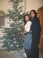 u stromečku...vánoce 06