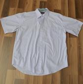 Svetlo fialová košeľa, raz oblečená - 43, 44