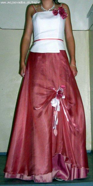 Spoločenské šaty. - Obrázok č. 1
