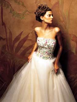 Necha sa niekto vyprovokovat? - Netypicke svadobné šaty II. - Obrázok č. 4