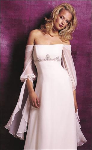 Necha sa niekto vyprovokovat? - Netypicke svadobné šaty II. - Obrázok č. 11