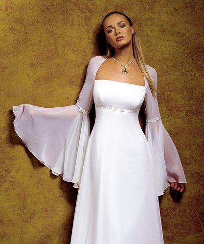 Necha sa niekto vyprovokovat? - Netypicke svadobné šaty II. - Obrázok č. 12