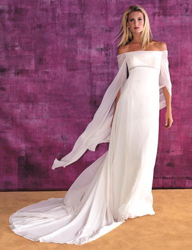 Necha sa niekto vyprovokovat? - Netypicke svadobné šaty II. - Obrázok č. 13