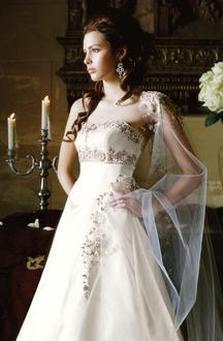 Necha sa niekto vyprovokovat? - Netypicke svadobné šaty II. - Obrázok č. 17