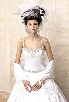 Necha sa niekto vyprovokovat? - Netypicke svadobné šaty II. - Obrázok č. 19