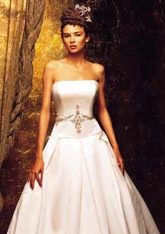 Necha sa niekto vyprovokovat? - Netypicke svadobné šaty II. - Obrázok č. 20
