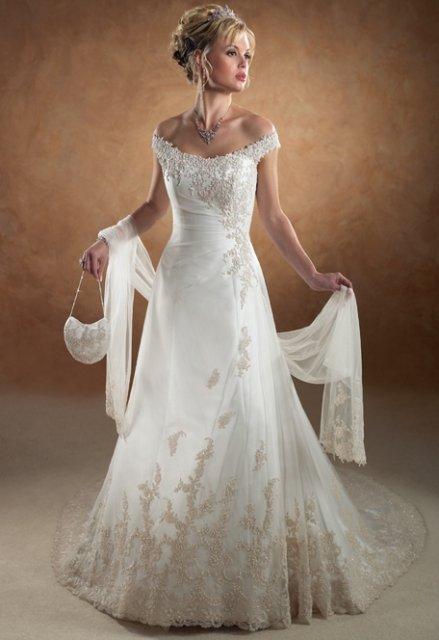 Necha sa niekto vyprovokovat? - Netypicke svadobné šaty II. - Obrázok č. 27