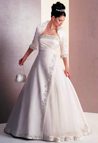 Necha sa niekto vyprovokovat? - Netypicke svadobné šaty II. - Obrázok č. 30