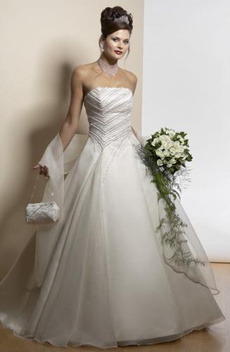 Necha sa niekto vyprovokovat? - Netypicke svadobné šaty II. - Obrázok č. 32
