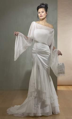 Necha sa niekto vyprovokovat? - Netypicke svadobné šaty II. - Obrázok č. 34